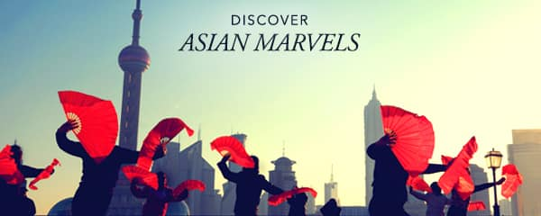 Discover Asian Marvels