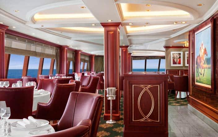 ресторан Polo Grill Oceania Cruises