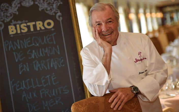 Jacques Bistro - Parisian Bistro, Master Chef Jacques ...