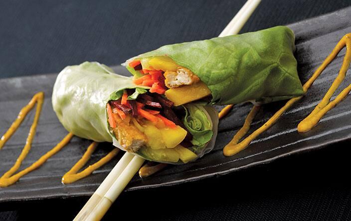 Vegan Meals on Oceania Cruises