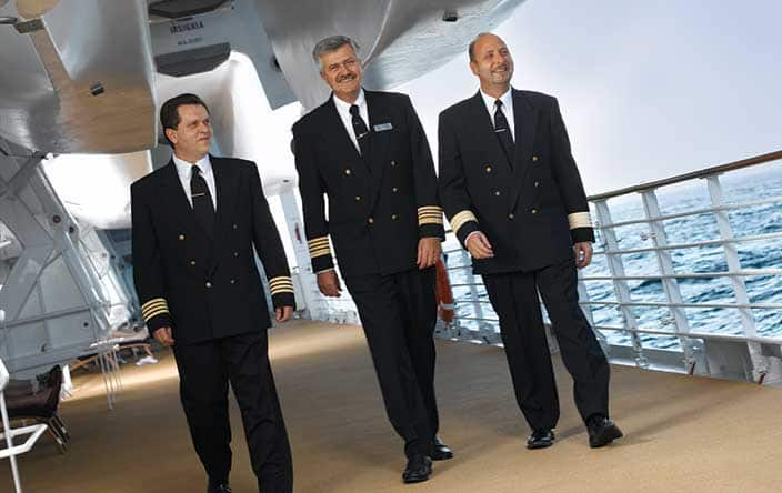 Ship Positions | Oceania Cruises