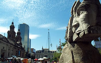 サンティアゴ デ チレ (San Antonio), Chile