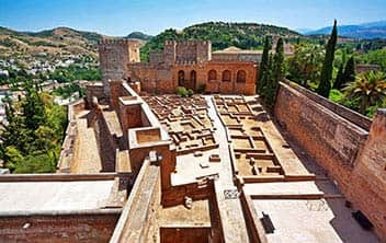 Experience Malaga, Spain & Excursions for Rome