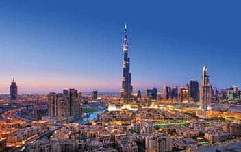 Land Programs for Dubai, United Arab Emirates Cruises