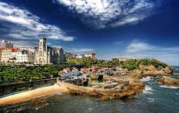 Biarritz saint jean de luz france cruises oceania cruises - Distance biarritz saint jean pied de port ...