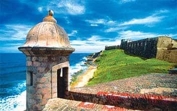 San Juan Puerto Rico Cruises Oceania Cruises
