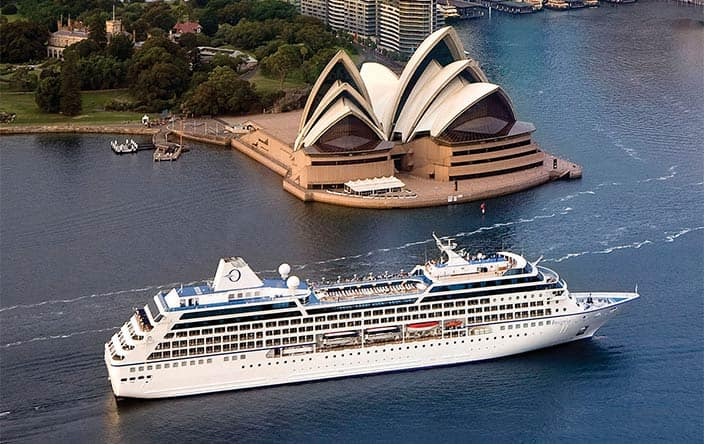 Oceania Cruises Announces Around the World in 180 Days Voyage for 2018