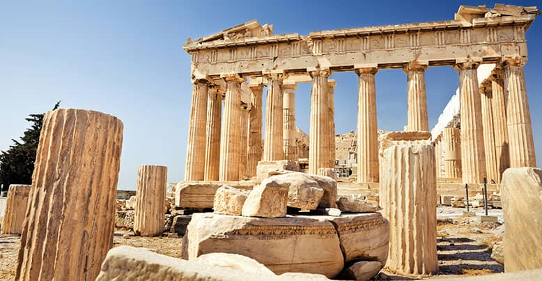 Oceania Cruises to Athens, Greece