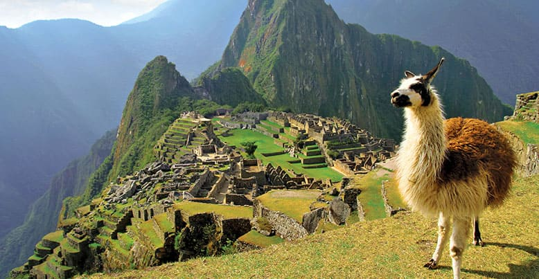 Oceania Cruises to Machu Picchu, Cusco, Peru
