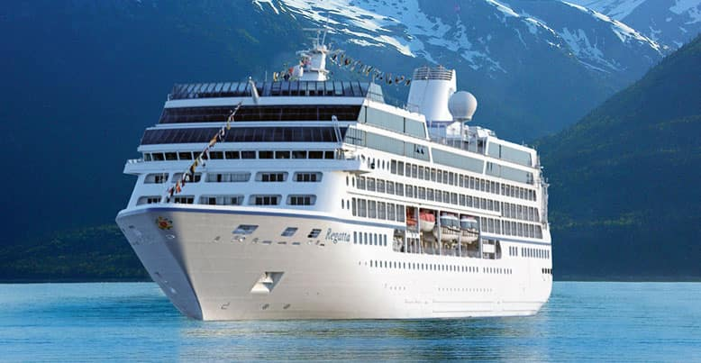 Oceania Cruises Regatta Cruise Ship | Regatta Deck Plans