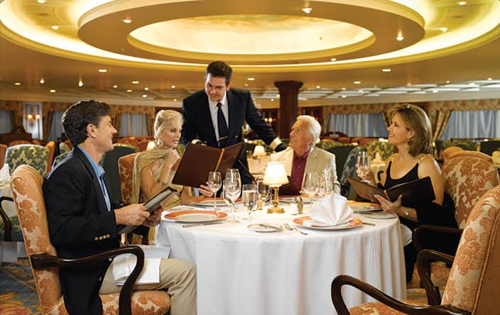 Oceania Cruises Insignia Cruise Ship Dining Restaurants