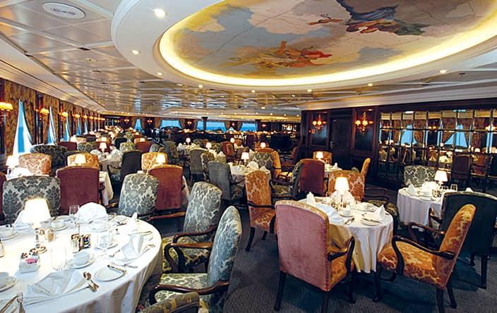 Oceania Cruises Nautica Cruise Ship Dining Restaurants