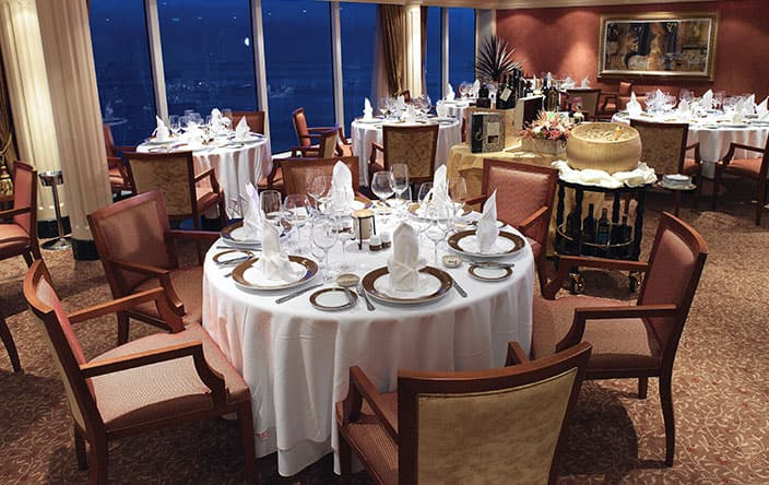 Toscana on Oceania Cruises
