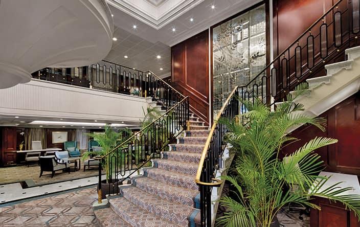 Oceania Cruises  Regatta Staterooms  Europe for Visitors