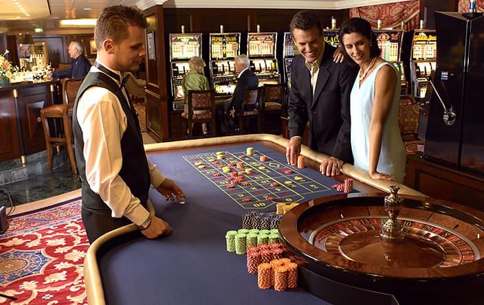 Monte Carlo-style Casino