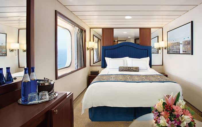 Ocean View Stateroom - E