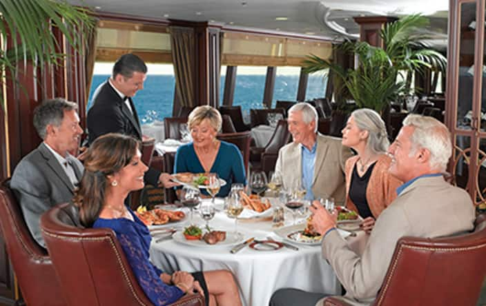 Polo Grill on Oceania Cruises