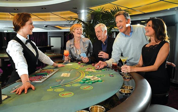 Казино Oceania Cruises Casino