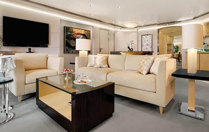 Vista Suite on Oceania Cruises
