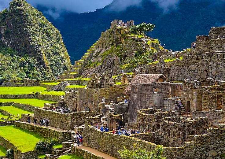 Ancient Incas Pristine Paracas