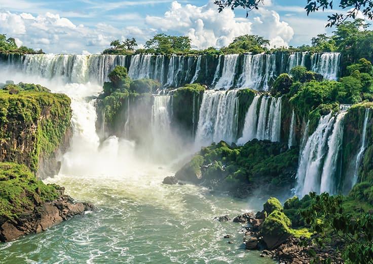Experience Iguazu Falls