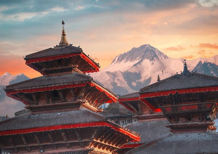 Himalayan Kingdom of Nepal