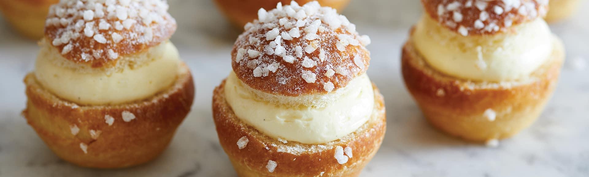 Cream-Puff Balls