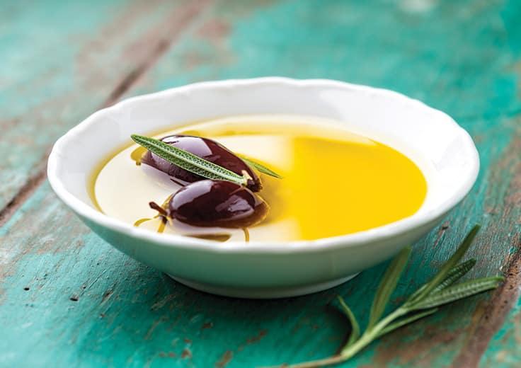 Olives soup