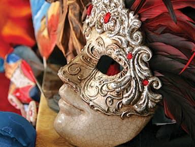 Venice, Italy Masquerade