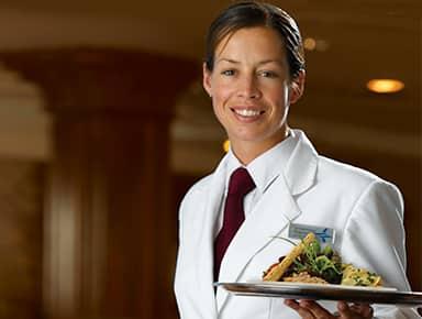 Grand Dining Room Service