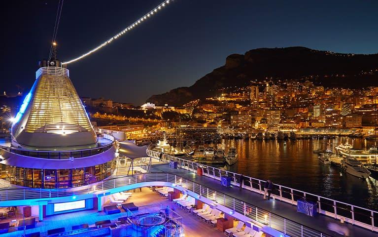 Marina in Monaco