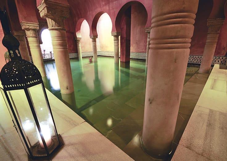 Hammam, Granada